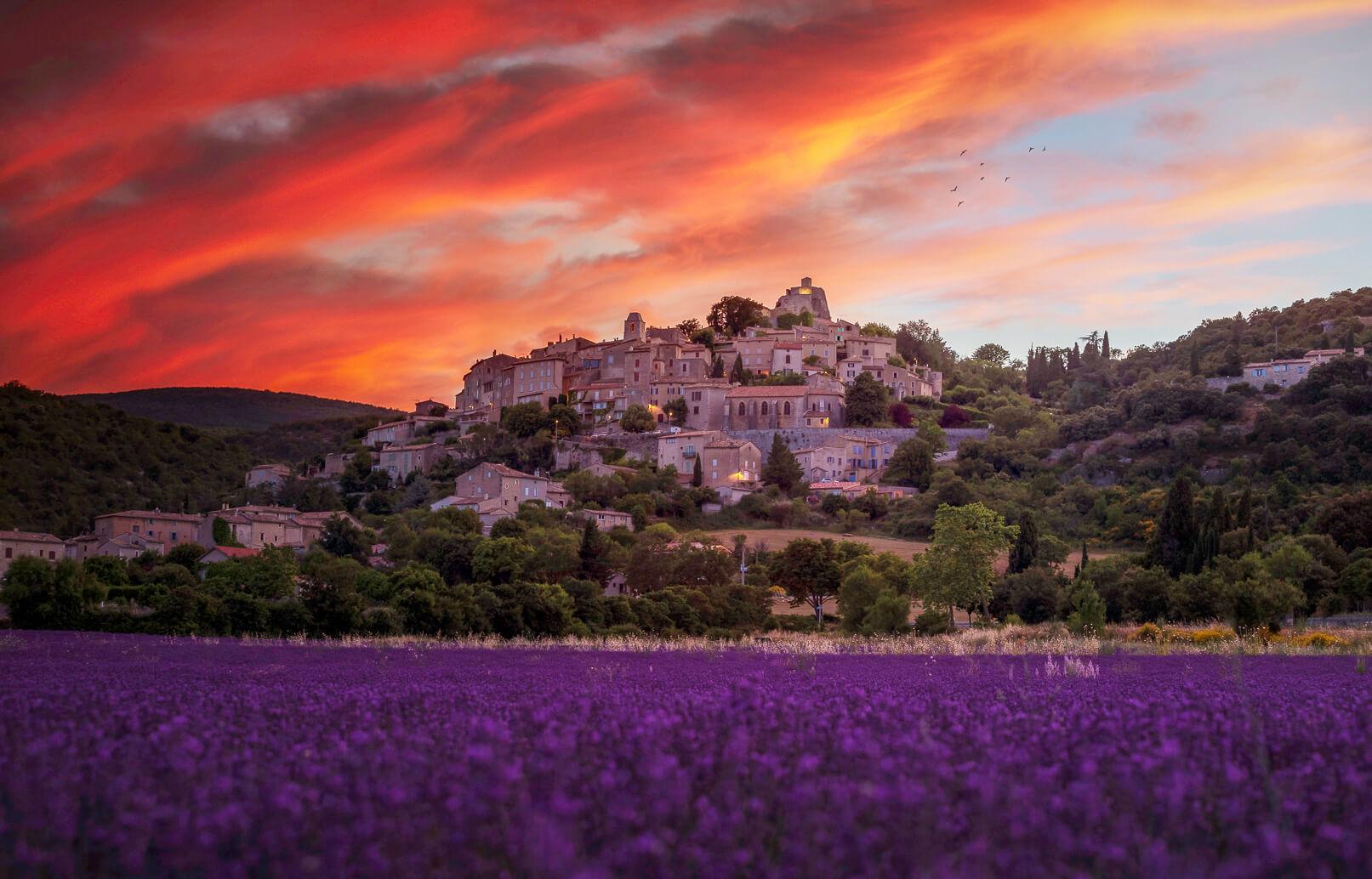 Les villages de Haute Provence